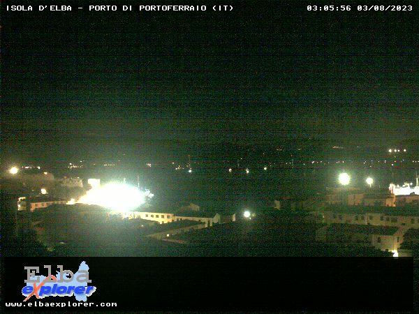 Live Webcam Isola d'Elba